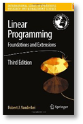 Cover of the Linear Programming: Foundations and Extensions book