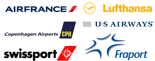 Industry Airlines Logos
