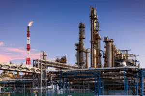 This refinery planning problem is an example of a production planning problem.